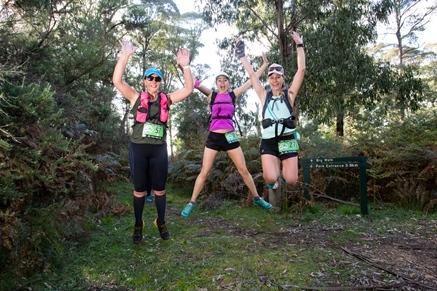 4 Peaks Alpine Climb competitors